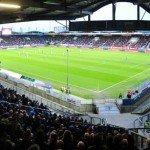 Stadion gevuld