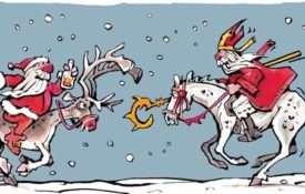 kerstman-verslaat-sinterklaas-in-popular