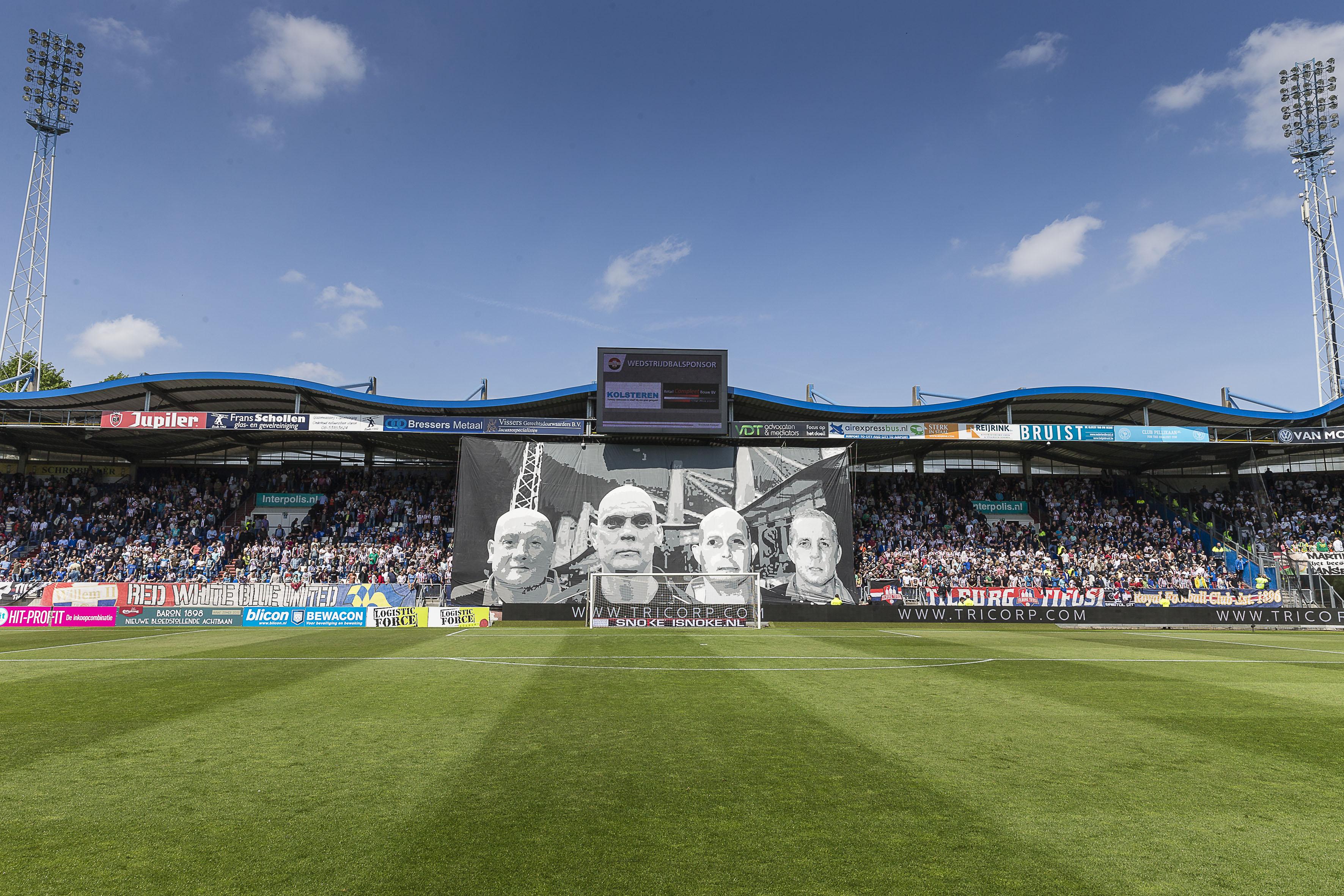 Ado   Willem Ii: Willem II Oefent Tegen Zeeuwse Selectie En Kortrijk
